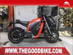 Brammo Enertia Basic 2015 red - Supermotard