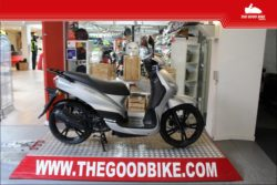 Cyclo Peugeot Tweet45kmh 2021 grey - Scooter