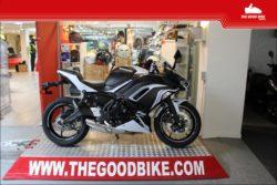 Kawasaki Ninja650 2020 white - Sport