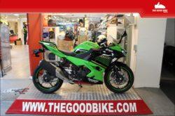 Kawasaki Ninja400KRT 2020 green - Sport
