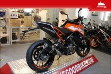 KTM 125Duke 2021 orange - Roadster