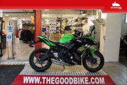 Kawasaki Ninja650KRT 2020 green - Sport