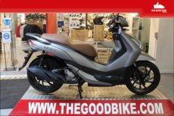 Scooter Sym HD300I 2021 grey - Scooter