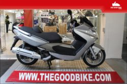 Scooter Kymco Xciting500a 2007 grey - Scooter
