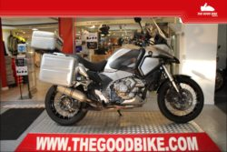 Honda VFR1200CrossTourerDCT 2013 grey - Tour