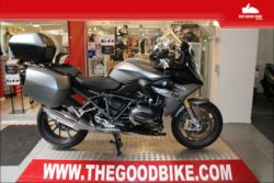 BMW R1200RS 2016 grey - Tour