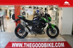 Kawasaki Z400 2020 green - Roadster