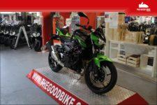 Kawasaki Z400 2020 green - Roadster