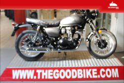Kawasaki W800 CaferRacer 2020 brown - Classic