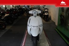 Scooter Elektra Swan 2021 white - Scooter