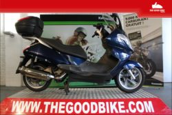Scooter Aprilia Atlantic400 2009 blue - Scooter