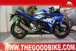 Suzuki GSX250R 2021 blue - Sport