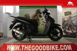 Scooter Honda SH125I 2010 blackmatt - Scooter