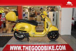 Scooter Vespa GTS125SuperSport 2017 giallo - Scooter