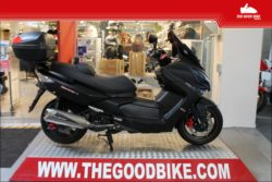 Scooter Kymco XCiting500ABS 2012 black - Scooter