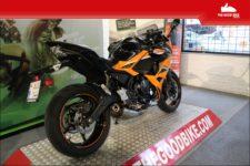 Kawasaki Ninja650SE Perf 2019 orange - Sport / Sport tour