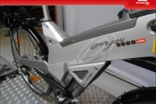 Cyclo Aprilia Enjoy 2004 grijs - Scooter