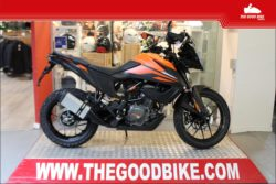 KTM 390 Adventure 2021 orange - Tour