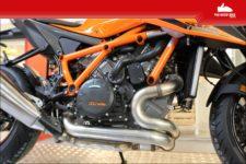KTM 1290 SuperdukeR 2021 orange - Roadster