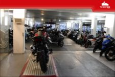 Moto Guzzi V85TT 2020 rosso - Tour