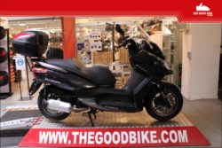 Scooter Kymco DinkStreet300a 2010 black - Scooter
