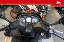 Scooter Kymco DinkStreet300a 2010 black - All road