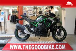 Kawasaki Z H2 2021 black/green - Roadster