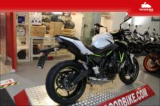 Kawasaki Z650Perf 2020 white - Naked