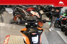 KTM 125Duke 2021 orange - Roadster