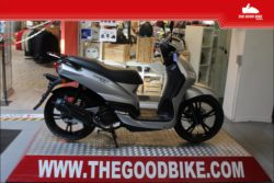 Scooter Peugeot Tweet125EVO RS 2021 grey - Scooter
