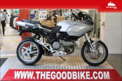 Ducati Multistrada1000 2005 grey - Tour