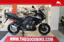 Kawasaki Versys1000SE 2020 grey - Tour