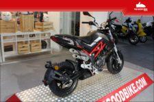 Benelli TNT125 2021 black - Naked