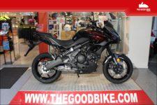 Kawasaki Versys650 2021 grey - Tour