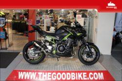 Kawasaki Z900 Perf 2021 black - Roadster
