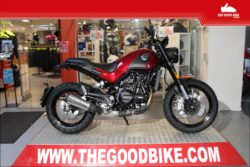 Benelli Leoncino Trail 2021 red - Roadster