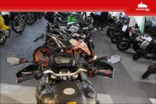 Benelli TRK502 2021 grey anthracite - Tour