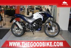Sym NHT125 2020 blue - All road