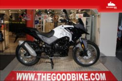 Sym NHT125 2021 black/white - All road