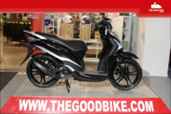 Cyclo Sym SymphonyST45kmh 2021 black - Scooter
