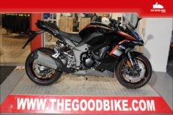 Kawasaki Ninja1000SX 2021 black/red - Tour
