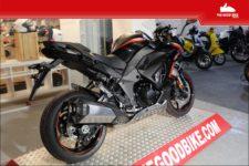 Kawasaki Ninja1000SX 2021 black/red - Tour