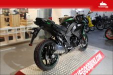 Kawasaki Ninja1000SX 2021 black/green - Tour