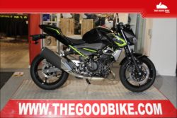 Kawasaki Z400 2021 grey - Roadster