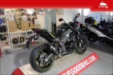 Kawasaki Z1000R 2017 black - Roadster