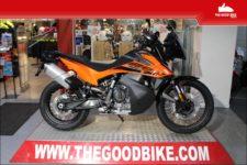 KTM 890Adventure 2021 orange - Tour