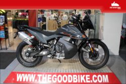KTM 890Adventure 2021 black - Tour