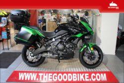 Kawasaki Versys650GrandTourer 2021 green - Tour