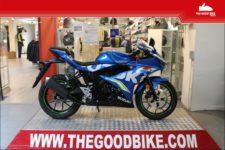 Suzuki GSXR125 2021 blue - Sport