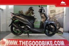 Cyclo Sym SymphonyST25kmh 2021 brown - Scooter